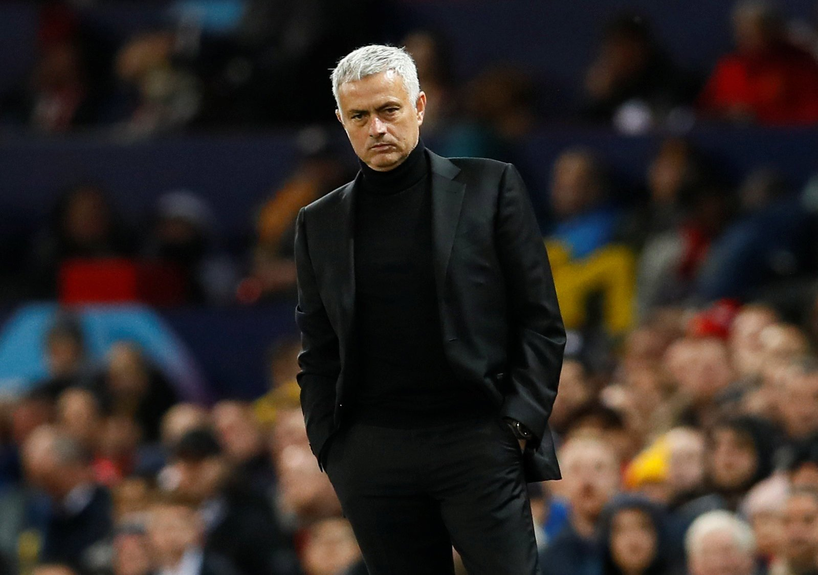 Champions League - Group Stage - Group H - Manchester United v Juventus - Jose Mourinho