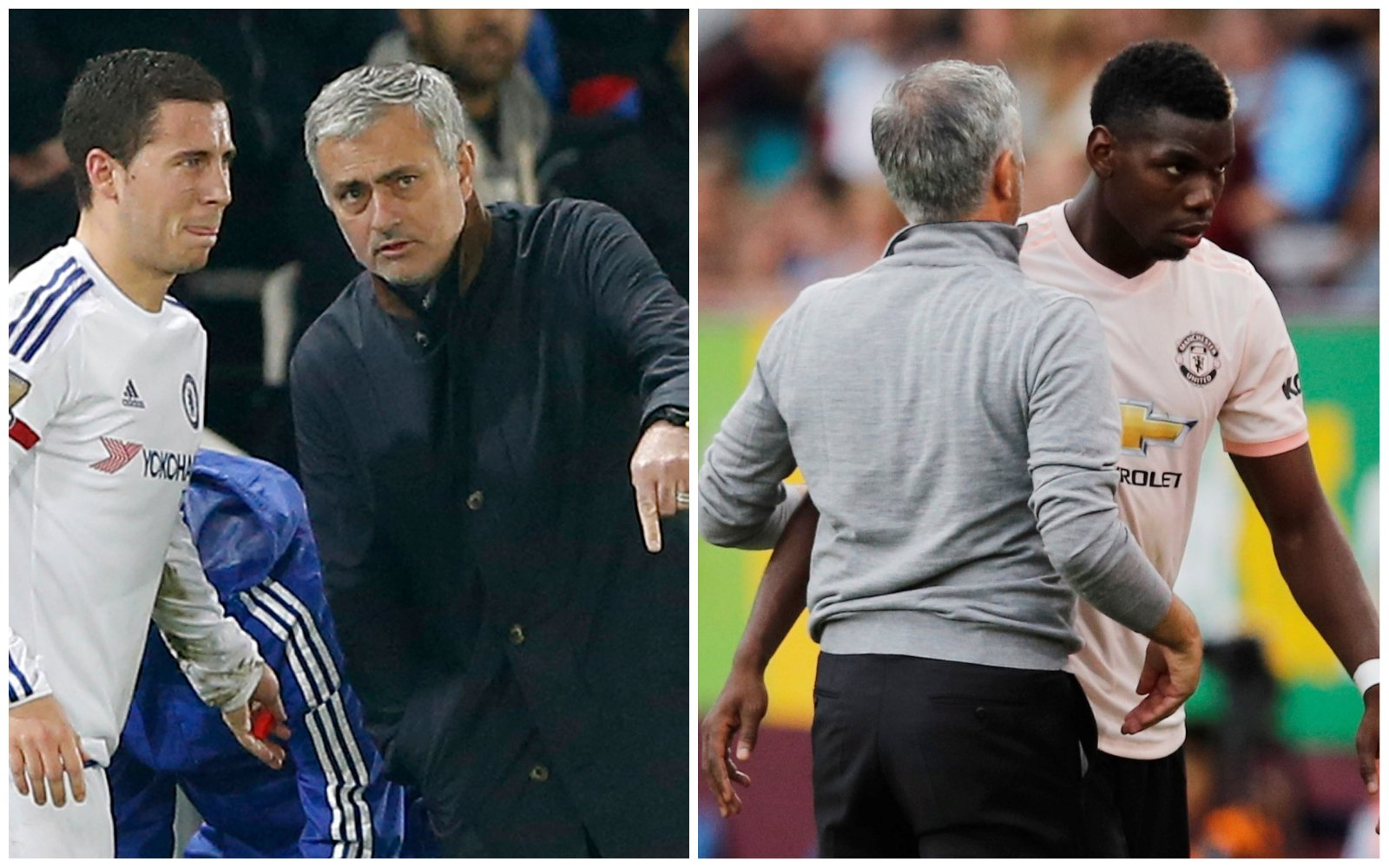 Groundhog Day: The parallels between Man United's poor start and Chelsea's 'Mourinho season'