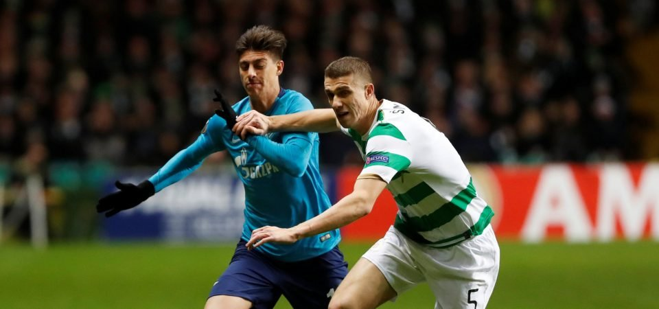 Revealed: 65% of Aston Villa fans want the club to move for Jozo Simunovic in January