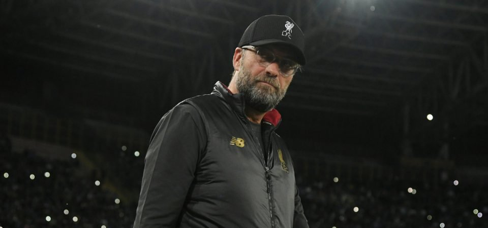 Liverpool fans debate team's performance following defeat to Napoli