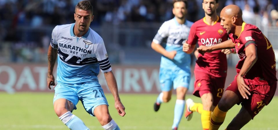 Spurs fans react to reported Milinkovic-Savic interest