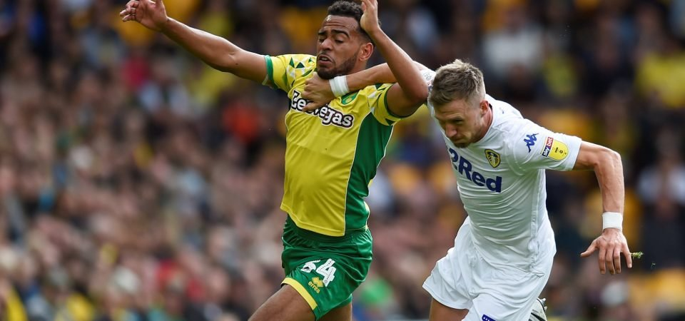 Leeds fans delighted with Barry Douglas performance