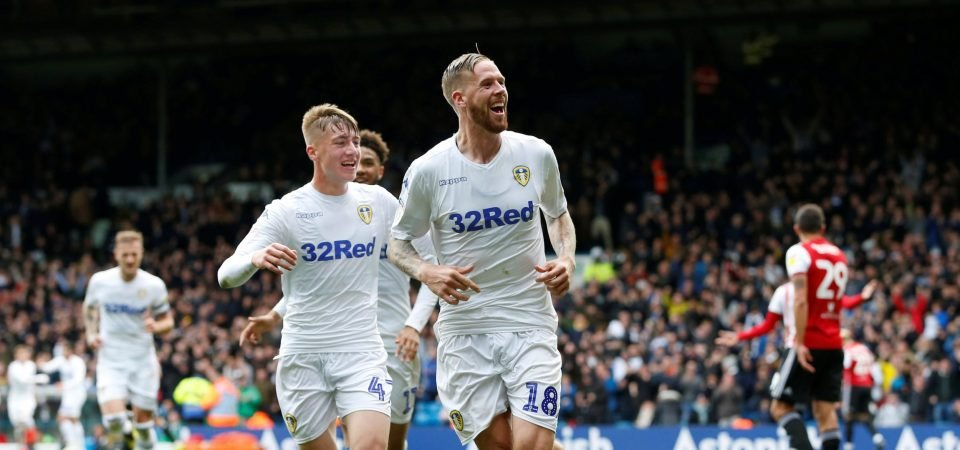 Leeds fans react as Jansson is charged by FA