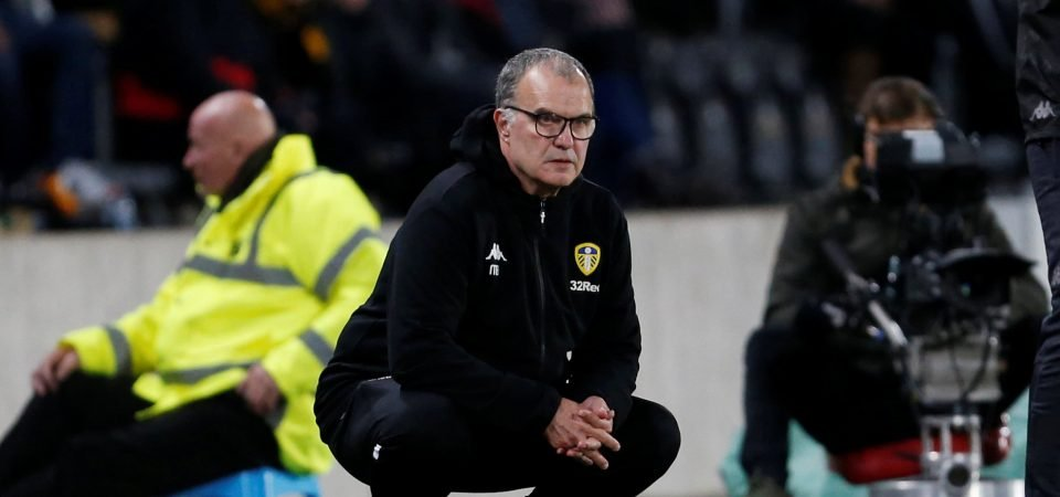 Looks class: Leeds fans hoping new Bielsa deal means Bogusz gets a chance