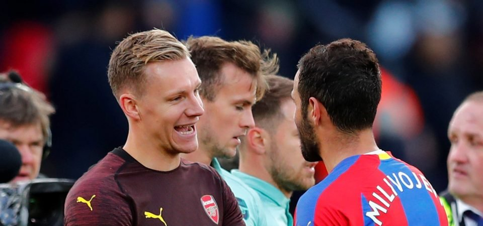 Liverpool fans think they will destroy Arsenal after Palace draw