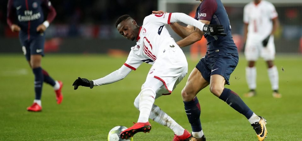 Bayern Munich join Arsenal in hunt for Lille's Nicolas Pepe