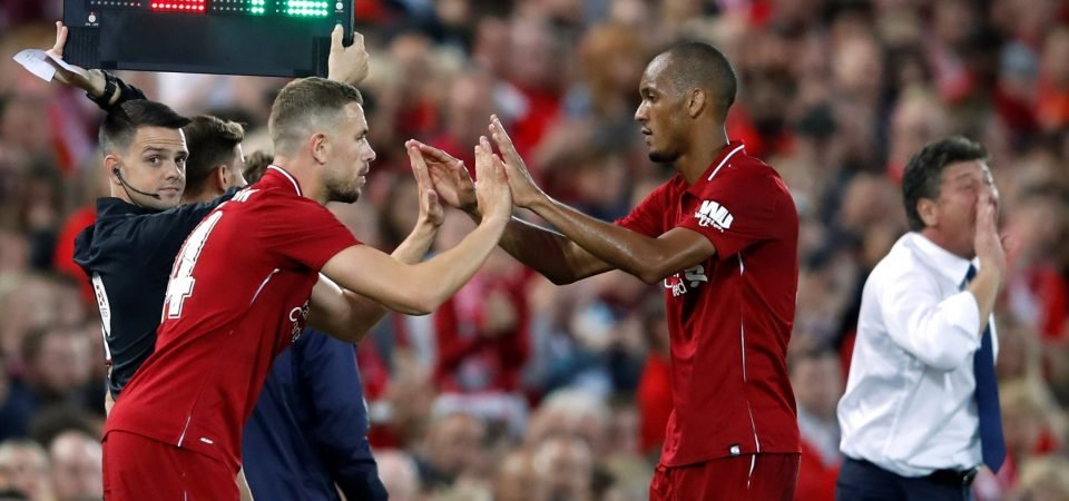 HYS: Should Fabinho or Henderson start for Liverpool v Manchester City?