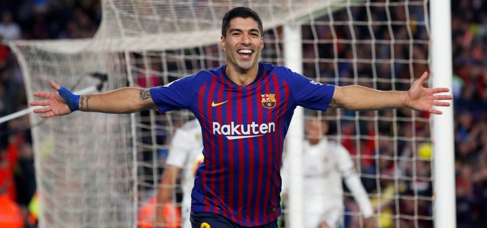 Liverpool fans hail Suarez following star's hat-trick for Barcelona against Real Madrid