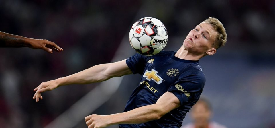 Celtic should act fast to secure McTominay from Man Utd
