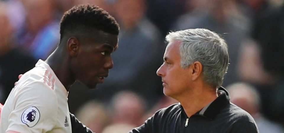 Revealed: 45% of Manchester United fans back Mourinho over Pogba for next season