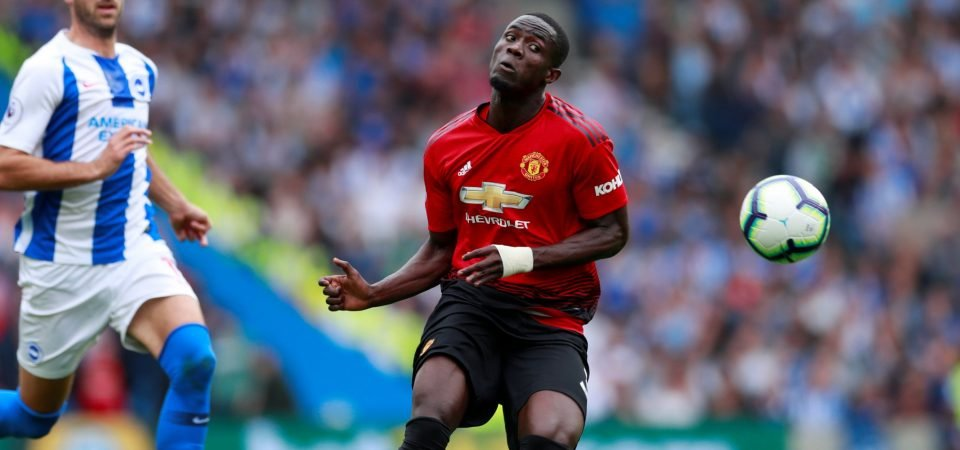 Tottenham should avoid doing any deal for Man United defender Eric Bailly