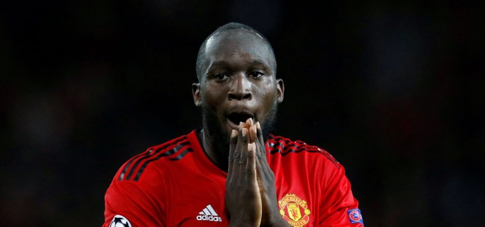 Manchester United fans react as Romelu Lukaku set to stay at Old Trafford