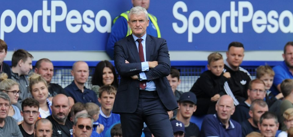 Southampton fans want Mark Hughes sacked now