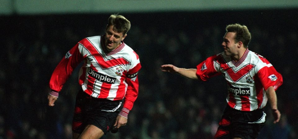 The Strike: Matt Le Tissier's stunning volley free-kick should be an example for all to follow
