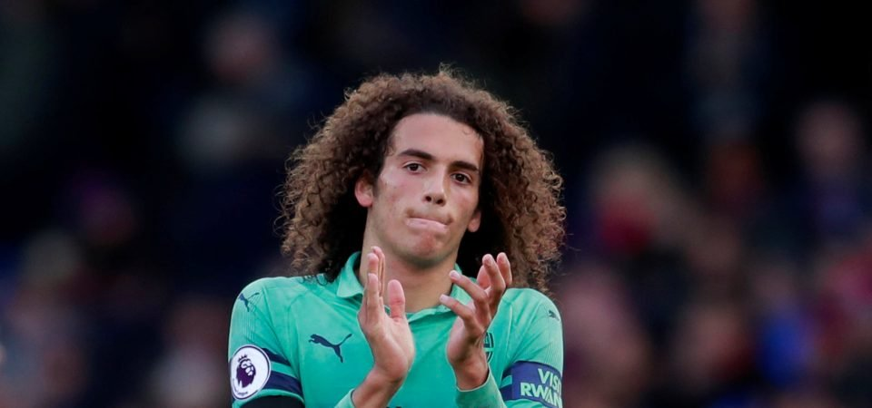 Guendouzi's all-round game can be the heartbeat of Arsenal's midfield