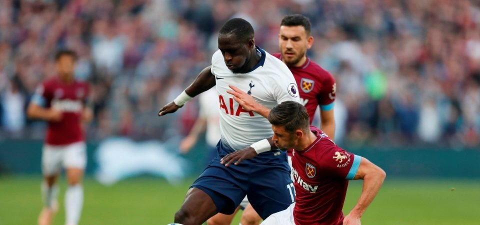Sissoko's showing against West Ham suggested he may slowly be coming good for Spurs