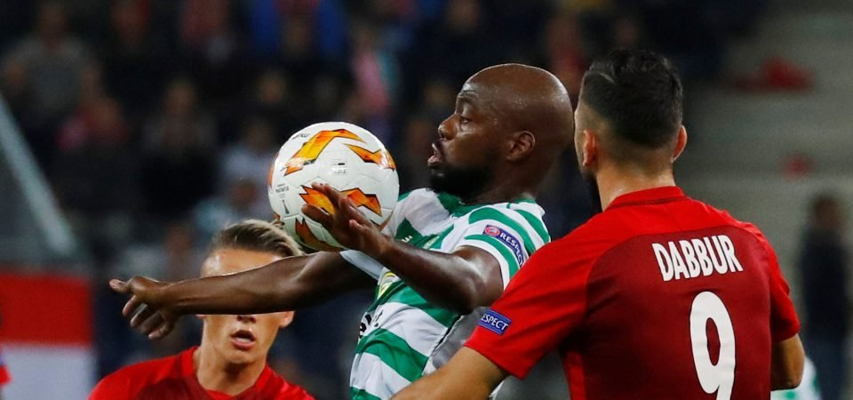 Celtic fans delighted with Mulumbu's display against Salzburg
