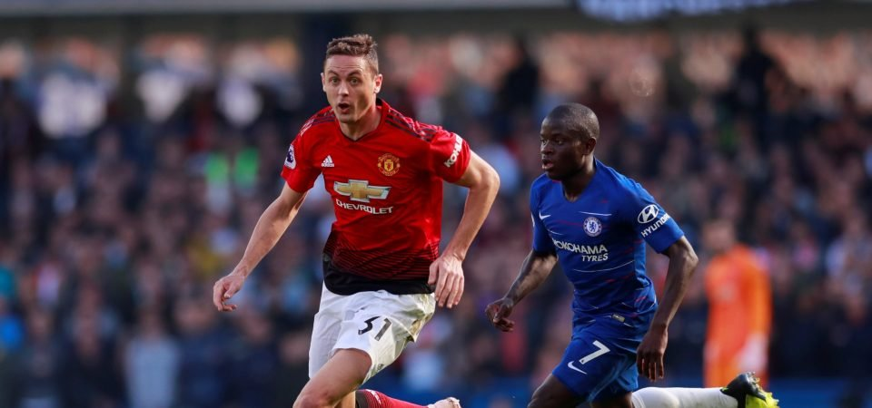 Manchester United fans crucify Matic display vs Bournemouth