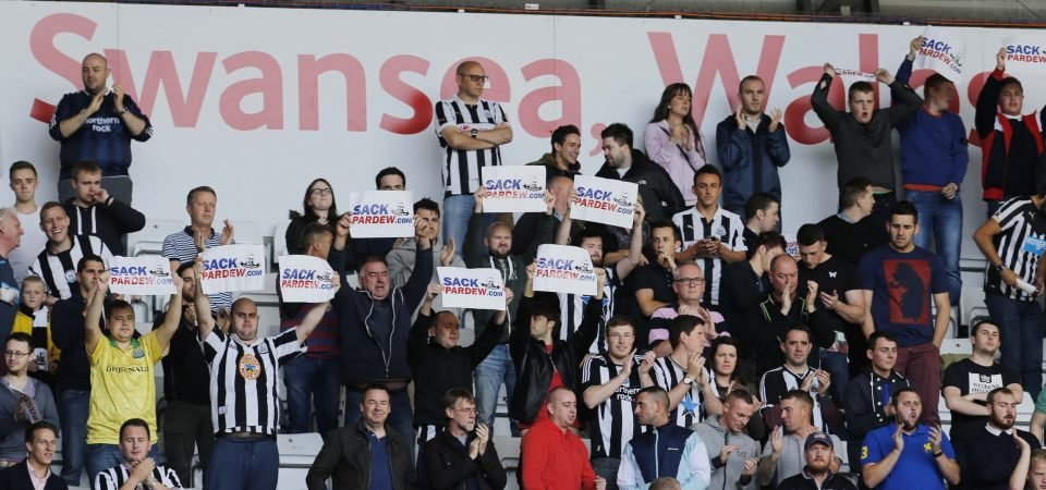 Newcastle fans pleased with new Longstaff contract