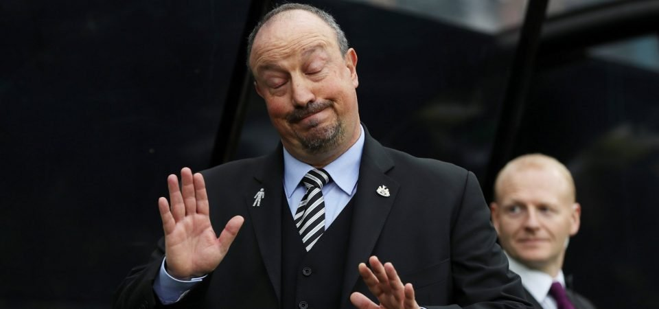 Southampton should move for Rafa Benitez as pressure grows on Newcastle boss