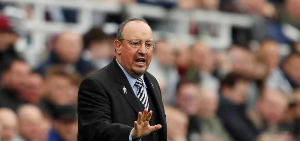 Benitez admits time is running out at Newcastle after poor start