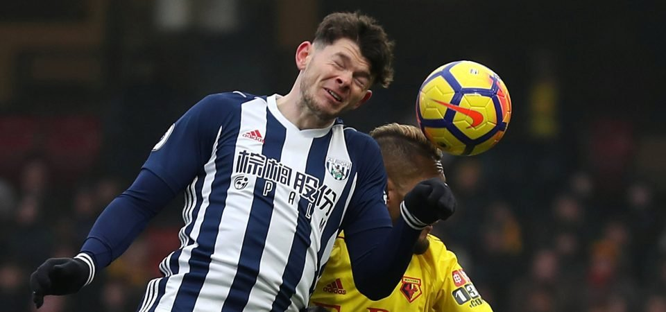 Oliver Burke must impress against Wigan in the FA Cup if he wants to stay at the Hawthorns