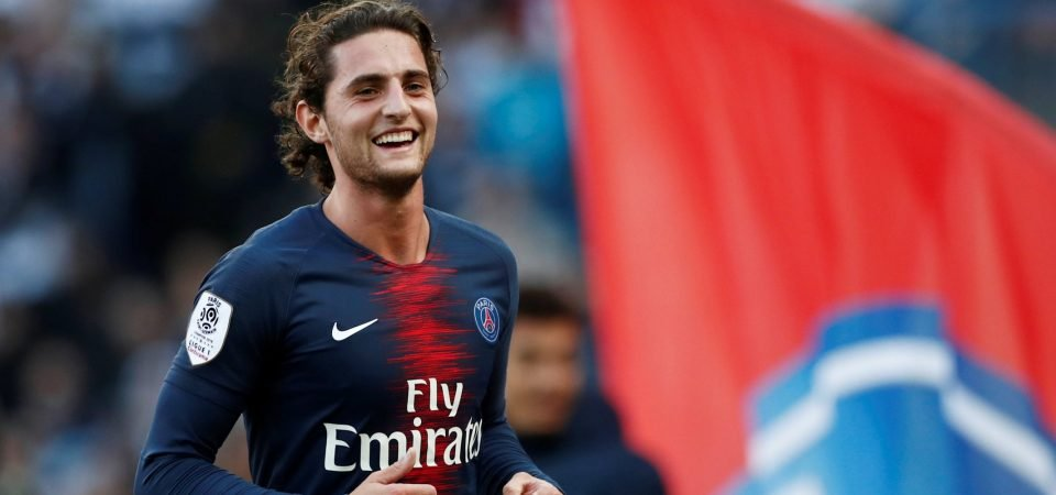 Rabiot set to snub Arsenal to sign new Paris Saint-Germain contract