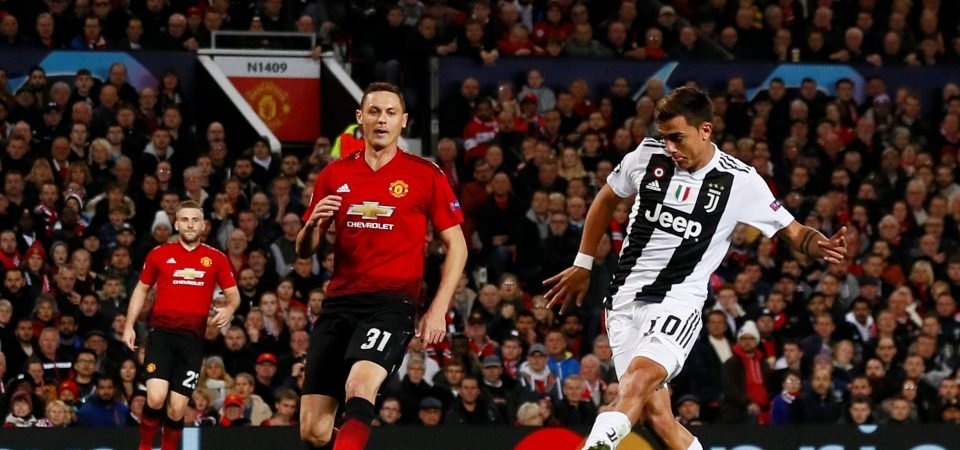 Manchester United fans drool over Paulo Dybala reports
