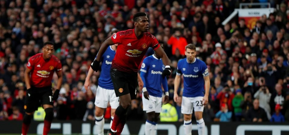 Fans quick to jump on Paul Pogba after comedy penalty