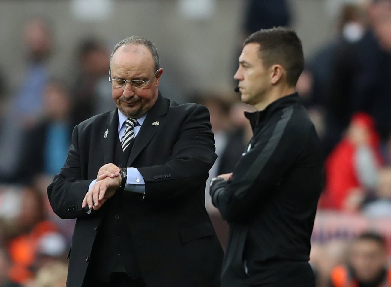 The biggest defence of Benitez is transfer policy, but Newcastle's squad is filled with PL experience