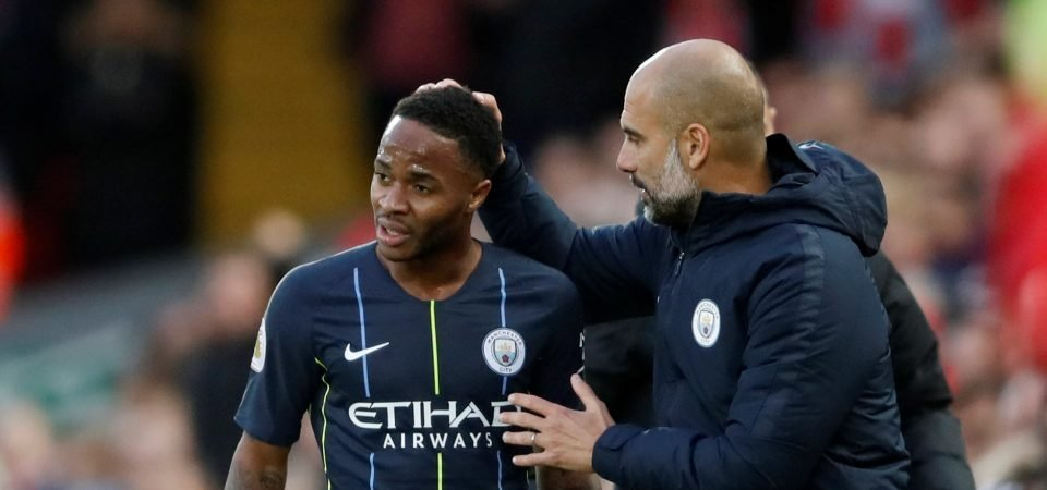 Revealed: 89% of Manchester City fans think Raheem Sterling will score more than last season