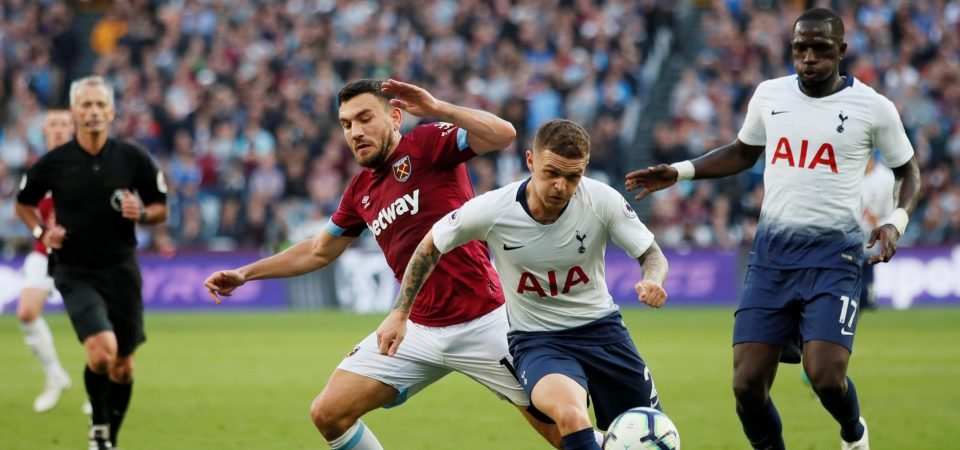 Robert Snodgrass shows flashes of impact in central midfield despite West Ham defeat