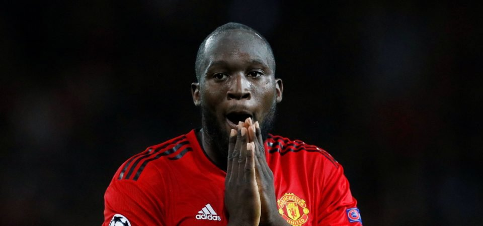 Ex-Manchester United striker Romelu Lukaku posts on Instagram after racist abuse