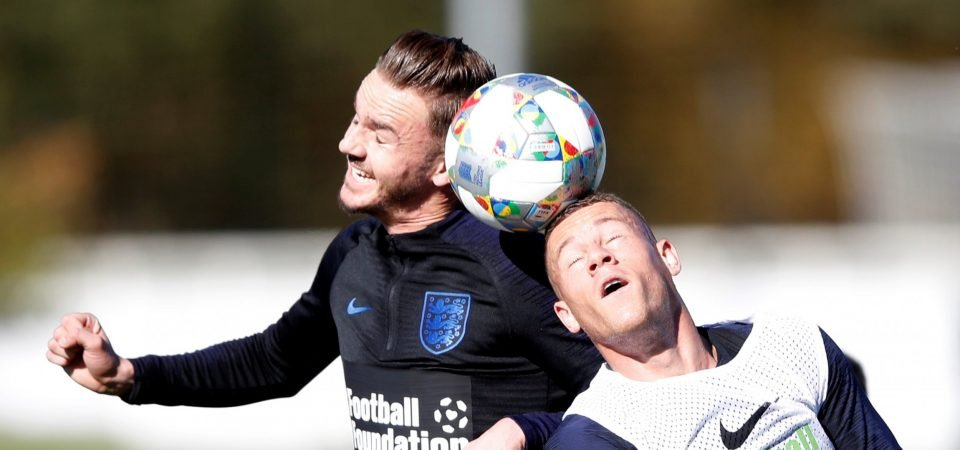 Southgate must be bold and keep England's midfield ploy in tact against Croatia