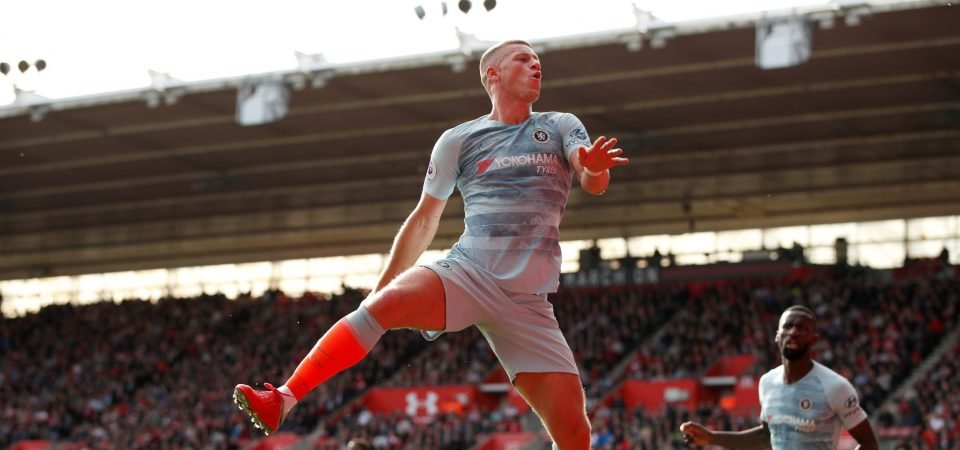 Chelsea fans expect big things from Barkley following goalscoring display