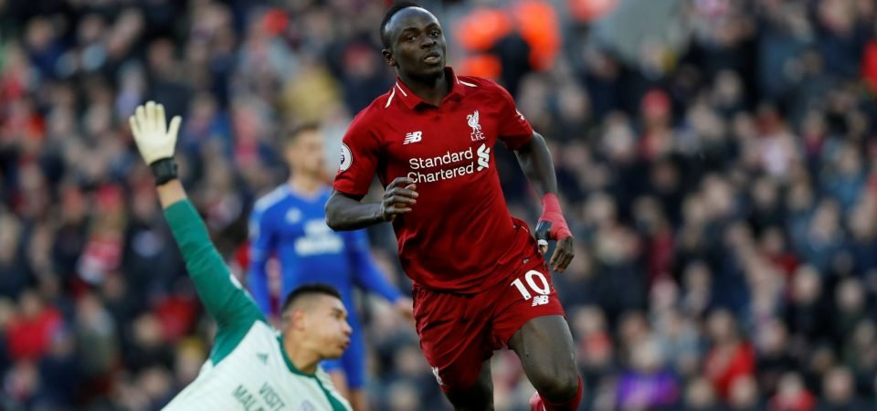 Liverpool fans react to Sadio Mane's comments about having the right mindset