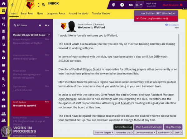Everything You Need To Know About Football Manager 2019