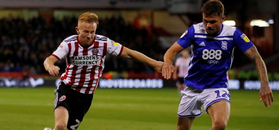 Revealed: 92% of Sheffield United fans think Mark Duffy is most important player