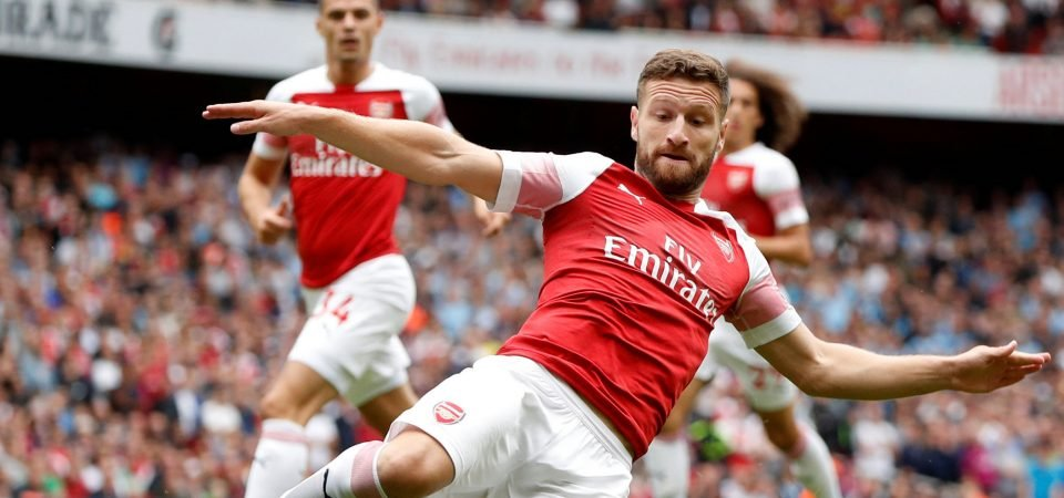 HYS: Should Shkodran Mustafi be dropped by Arsenal for Liverpool clash?