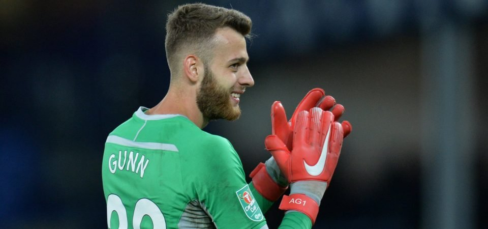 Southampton fans want Angus Gunn starting ahead of Alex McCarthy after Everton heroics