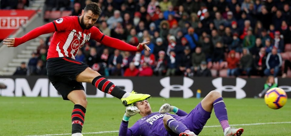Charlie Austin shows vs Newcastle he is even more useless than Shane Long