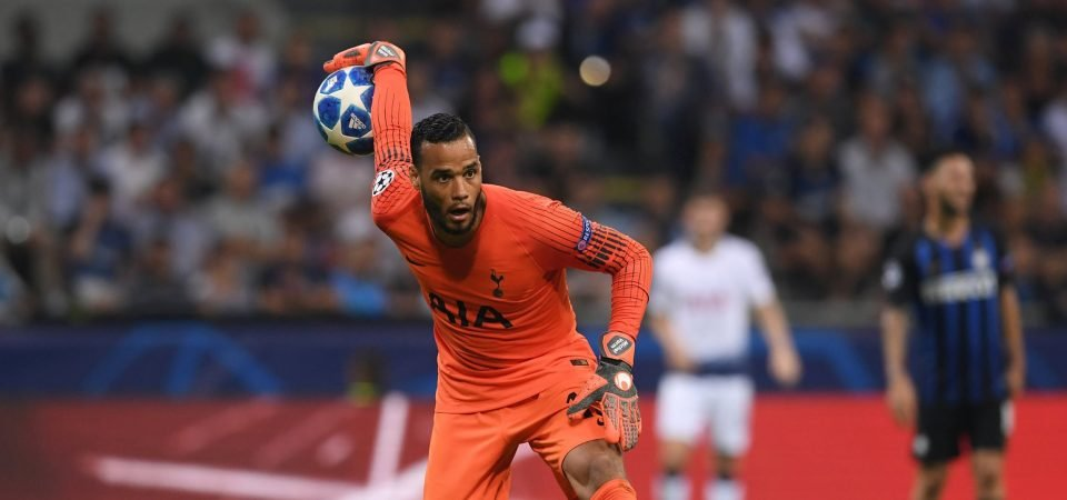 Tottenham set to allow Michel Vorm to leave next summer