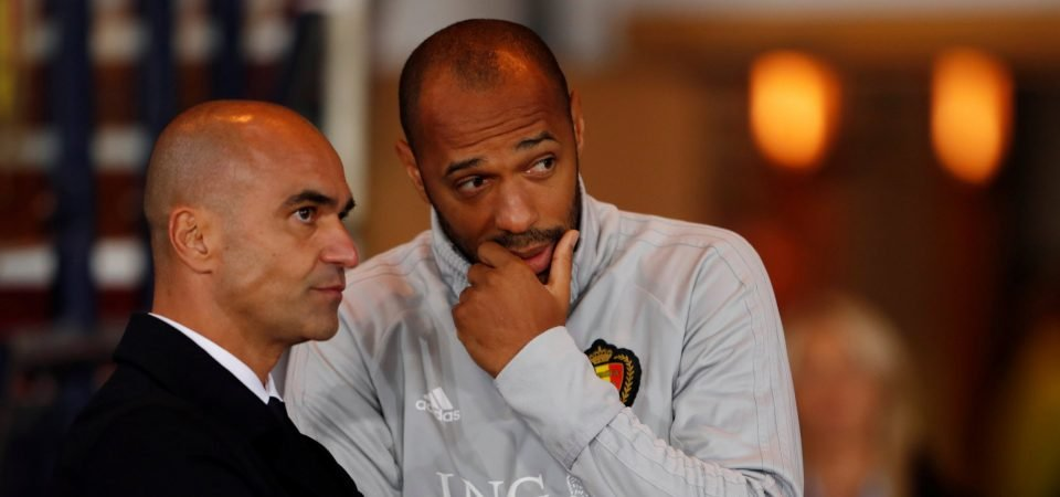 Exclusive: Palmer sees Thierry Henry or Roberto Martinez at Celtic