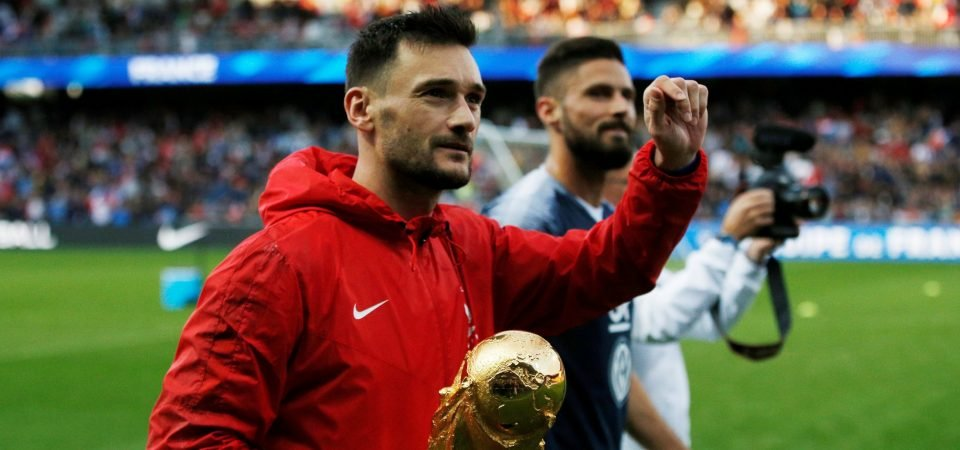 Tottenham fans react to stunning Hugo Lloris display in France draw with Iceland