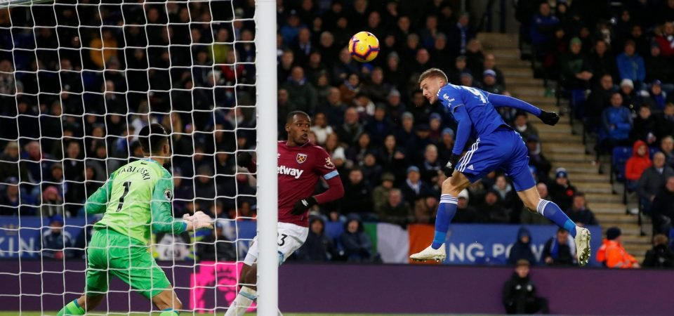 Vardy to Goodison Park in January raid as Everton chase Foxes ace