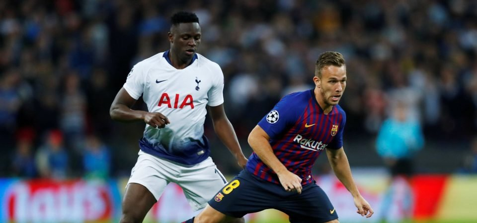 Tottenham Injury News: Dembele setback gives Wanyama final chance to save Spurs career