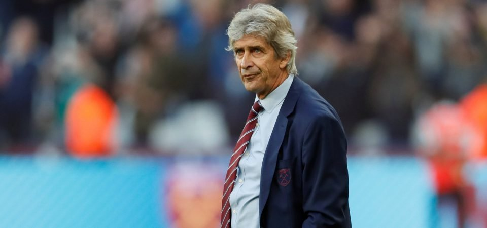 The Chalkboard: Pellegrini must be bold to get the best out of West Ham's attack