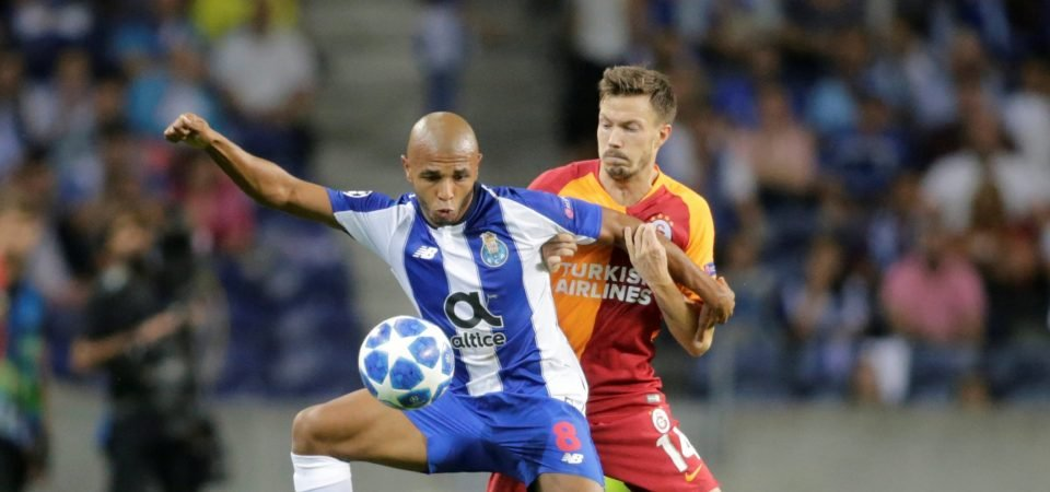 West Ham must beat Everton and Newcastle to Brahimi's signature