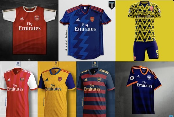 brand new 62826 65617 Arsenal Return To Adidas, Here's What The Kit Will Look Like ...