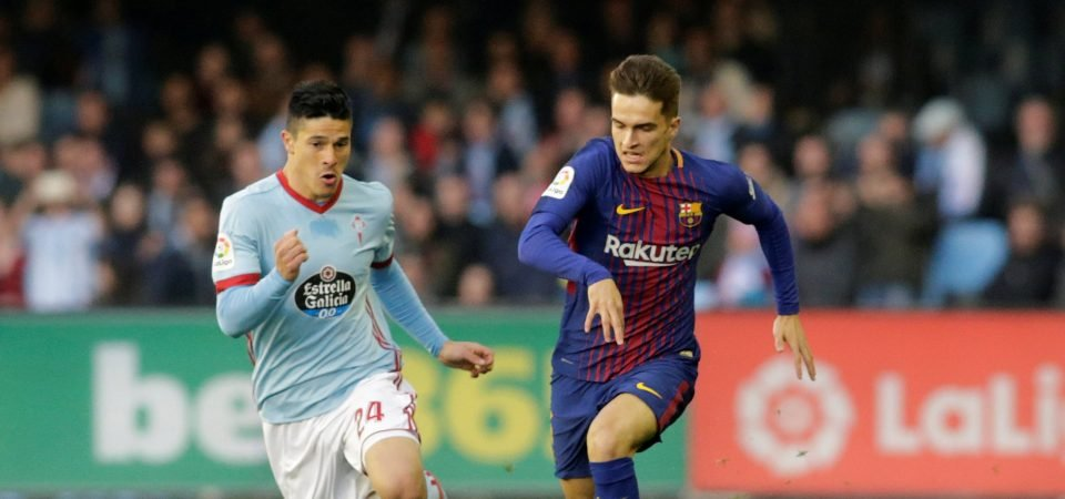 West Ham eyeing £20m deal for Barcelona star and Arsenal target Denis Suarez